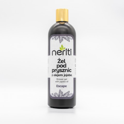 Żel pod prysznic Escape NERITI 500 ml